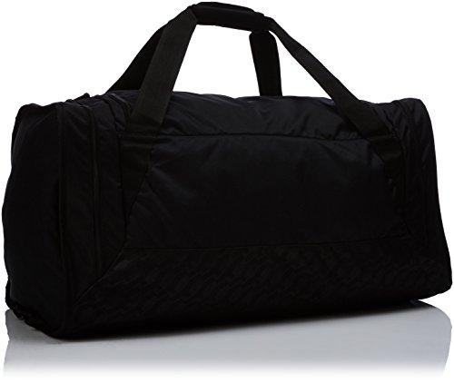 Nike Unisex Brasilia 6 Duffel Bag – Black, Large