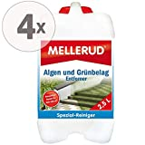 Gardopia 4 x 2,5 Liter Mellerud Algen und Grünbelag Entferner