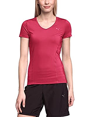 PUMA Damen T-Shirt ESS Gym Tee