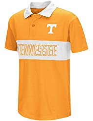 "Tennessee Volunteers NCAA ""Setter"" Youth Jeunes Performance Polo shirt Chemise"