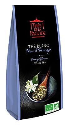 Thé Blanc Fleur d'Oranger 100 g