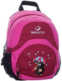 Preisvergleich für Der Kleine Maulwurf Rucksack Kindergarten Vorschule Farbe pink