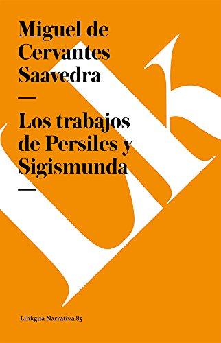 Los Trabajos de Persiles y Sigismunda Cover Image