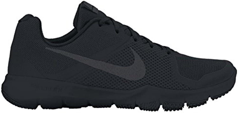 Entrenador cruzado Nike Flex Control masculino (13 D (M) EE. UU., Negro / antracita)