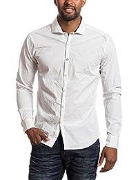 Timezone Longsleeve Shirt - Chemise de loisirs - Homme
