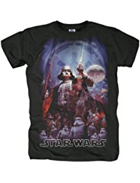 Star Wars - The Empire T-Shirt Black, S