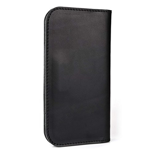 Étui portefeuille en cuir véritable pour samsung galaxy trend plus/ace 3coque marron Tan noir