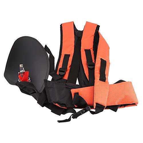 Trimmer Tracolla Giardinaggio Macchina Raccordo con Carry Hook Decespugliatore Tagliaerba Nylon Cintura Trimmer Erba Accessorio Durevole