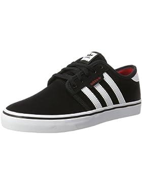adidas Seeley J, Zapatillas de Skateboarding Unisex niños