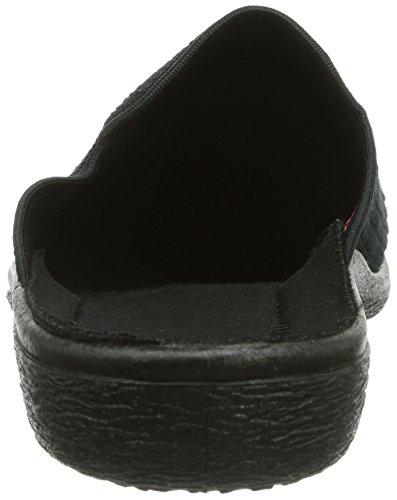 Florett - Robert, Pantofole Uomo Grigio (Grau (dunkelgrau 63))