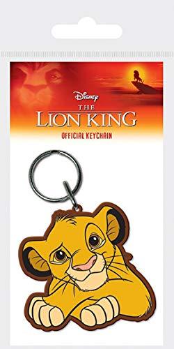 1art1 El Rey León - Simba Llavero 6 x 4cm