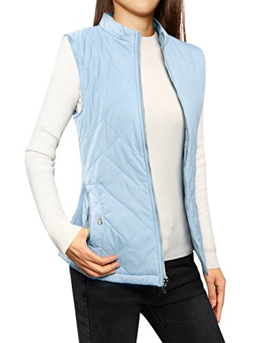 Allegra-K-Woman-Stand-Collar-Zip-Up-Front-Gilet-Quilted-Padded-Vest