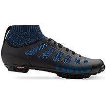 Giro Empire Vr70 Knit MTB, Zapatos de Bicicleta de montaña para Hombre, (Midnight