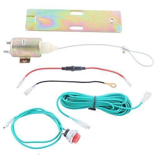 Universal Elektrische Energie Koffer Freigabe Kits für Offen Stiefel Dc12v Lang Lebensdauer