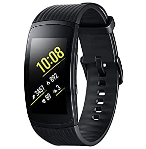 Samsung Gear Fit 2 Pro - Activity Tracker with HR (Black) - Large