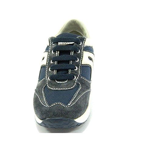 Geox - Geox scarpe J Happy B Blau