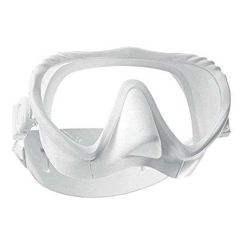 SCUBAPRO Ghost weiss Tauchmaske (Scubapro-ausrüstung)