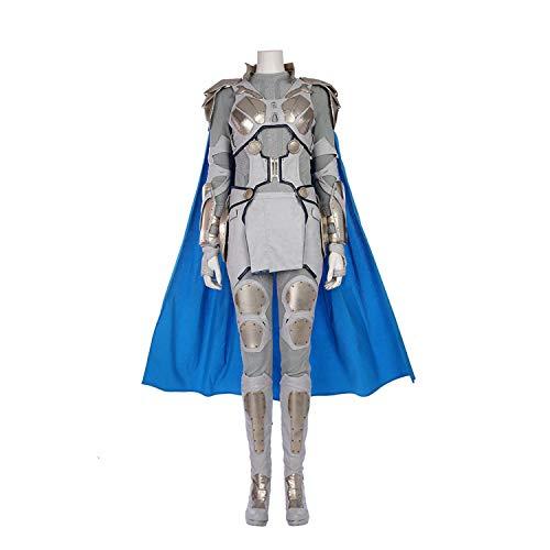Marvel Valkyrie Kostüm - QWEASZER Marvel Avengers Thor 3 Valkyria