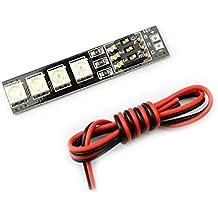 Goliton Matek RGB LED BOARD 5050 / 16V Para placa de LED para FPV Racing Drone