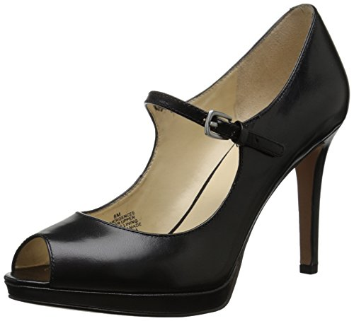 Nine West Emergencee Donna US 9.5 Nero Tacchi