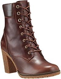 Zapatos MujerY Botas Para Amazon esCordones Complementos 0m8nwN