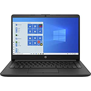 HP 14s cf3047TU 14-inch Laptop (10th Gen i3-1005G1/4GB/256GB SSD/Windows 10 Home/Integrated Graphics), Jet Black