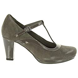 Clarks Chorus Pitch Zapatos...
