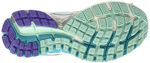 Brooks Adrenaline Gts 16, Chaussures de Running Entrainement Femme Gris (Grau/Blau)