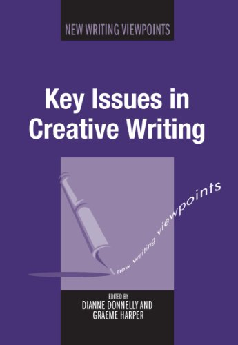 Key Issues in Creative Writing Cover Image