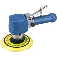 Draper 29677 - Almohadilla de doble acción para lijadora eléctrica (150 mm)