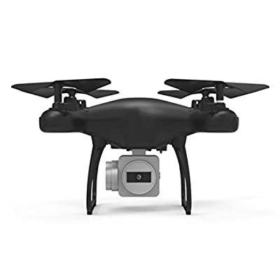 Diadia 4CH RC Quadcopter Drone 2.4Ghz 6-Axis 1800mAh High Capacity Battery with HD Camera - Headless Model,One Key To Return,High Capacity Battery,ALTITUDE HOLD MODE