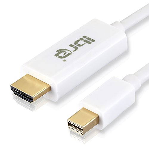 IBRA - Cable Adaptador Mini DisplayPort a HDMI macho de Vídeo y...