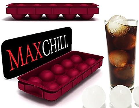 maxchill Cannon Boule Ice sphère Maker par homequip   respectueux