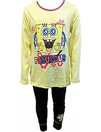 spongebob schlafanzug