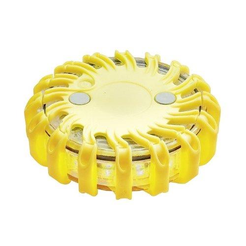 ADE Led Warnleuchte Sp 1201 gelb one size (Militär-auto-magneten)