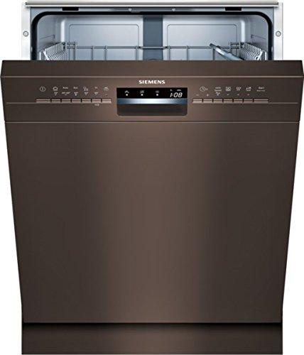 Siemens SN336M01GE iQ300 Geschirrspüler 1.7 cm/A++ / 258 kWh/Jahr / 2660 L/Jahr / AquaStop/umbra