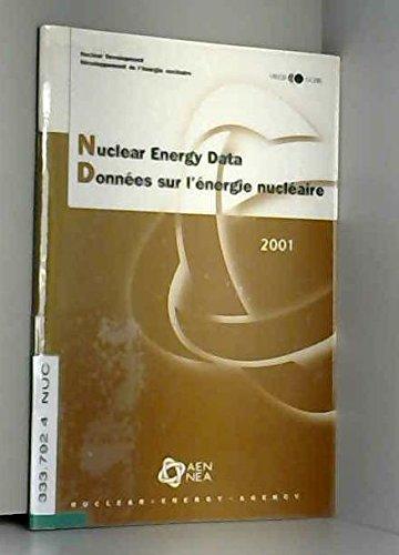 Données sur l'énergie nucléaire par Nea
