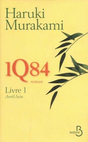 1Q84 - Livre 1