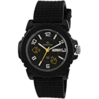 Maxima Analog Black Dial Men's Watch - 27281PPGW