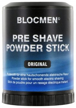 6 Stk BLOCMEN© Original Pre-Shave - Pre Shave Powder Stick