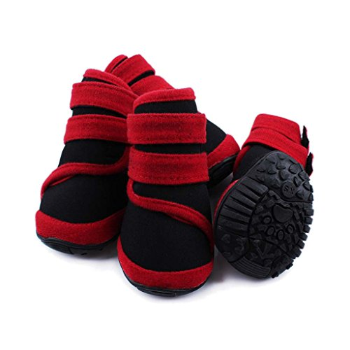 ubest-dog-shoes-waterproof-anti-skid-paw-protectors-red-xl