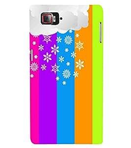 For Lenovo K920 stripes pattern ( floral pattern, stripes patten, stripes, cloud, pattern, flower ) Printed Designer Back Case Cover By FashionCops
