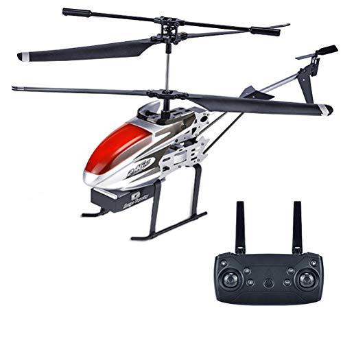 JEFFZH Helicóptero de Drones con WiFi, en Tiempo Real con un Control...