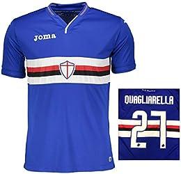 tuta calcio Sampdoria 2018