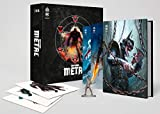 Batman métal : Coffret en 3 volumes : Avec figurine, 3 ex-libris