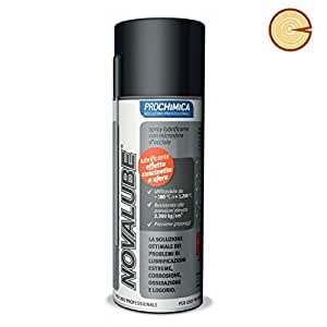 Spray lubrificante Novalube 400 ml