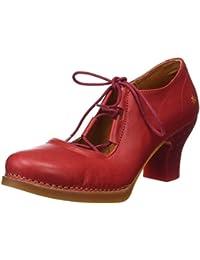 ART 1061 Memphis Harlem, Zapatos de Tacón con Punta Cerrada para Mujer