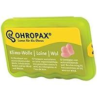 Preisvergleich für Ohropax, Klimawolle, Ohrstöpsel