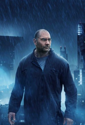 Import Posters Blade Runner 2049 – Dave Bautista – U.S Textless Movie Wall Poster Print - 30CM X 43CM Ryan Gosling