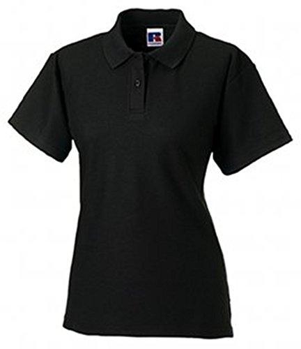 Jerzees - Polo -  Femme Noir - Noir